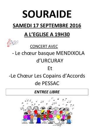 2016-09-17_Affiche concert SOURAIDE