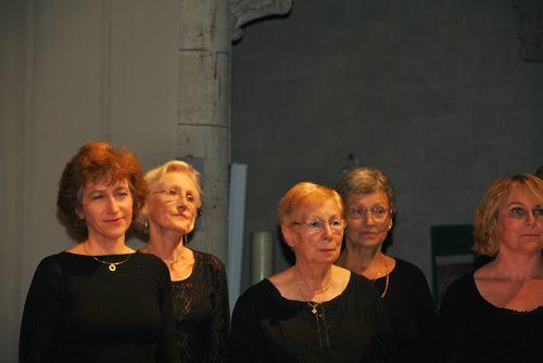 Souriez les sopranes