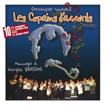 Jaquette CD Copains